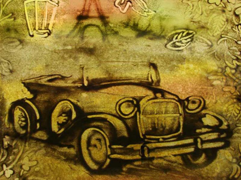 Фото работ песочной анимации Олега Семина Студия пеочной анимации